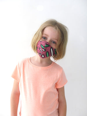 KIDS Dragon Fruit Mask