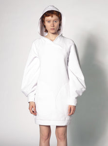 PHOTON HOODIE DRESS