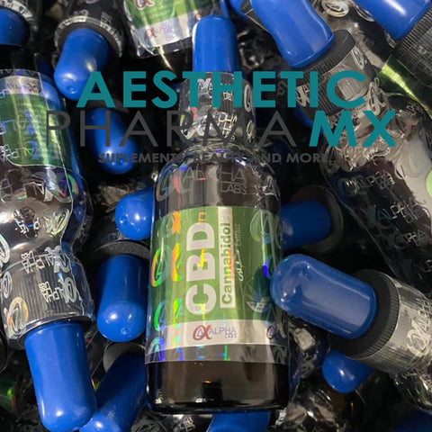 CBD Alpha Labs 1500mg / 30ml