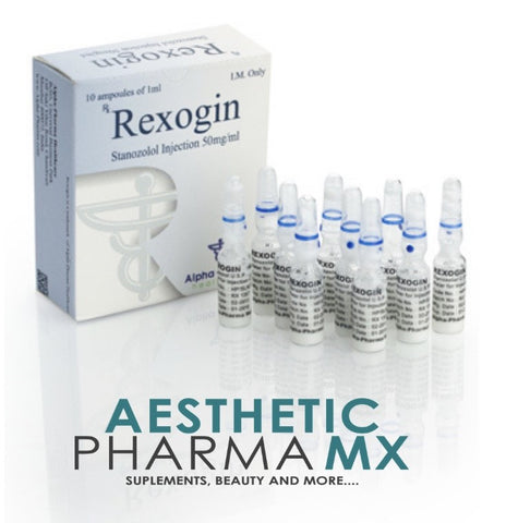 Rexogin Winstrol Vial 50mg