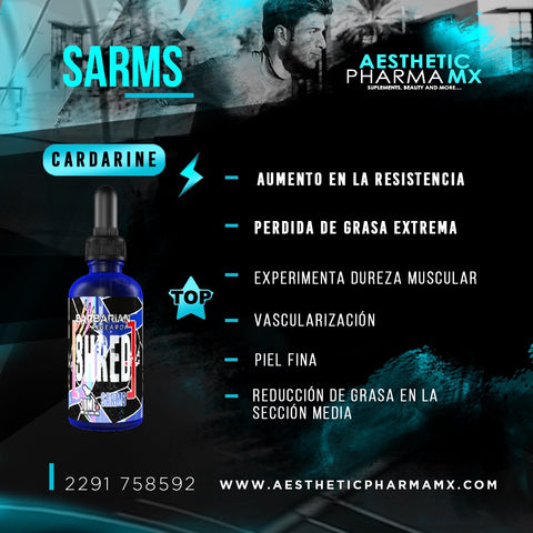 Barbarían Cardarine 30ml