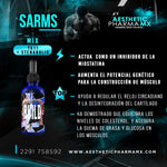 Barbarían Mix YK-11 + Stenabolic 30ml