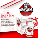 Like A Beast 250mg 14ml