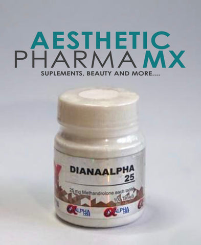 Dianabol Alpha Labs