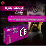Red Gold Lady ( Mix winstrol + Oxandrolona ) Tabletas