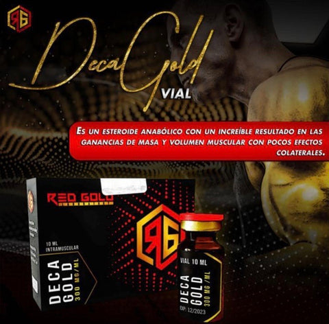 DECAGOLD ( Deca Vial 10ml ) Red Gold
