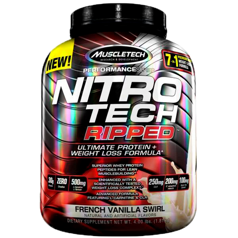 NITROTECH RIPPED 4LB