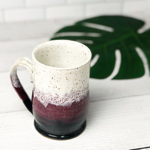 Misty Mountains Mug, Sugarplum