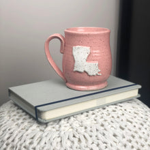 Load image into Gallery viewer, Louisiana Mug, Medium - Handmade Ceramics from Ice + Dust Pottery