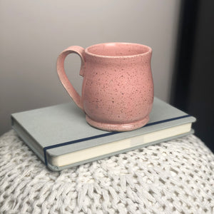 Solid Speckled Mug, Small - Handmade Ceramics from Ice + Dust Pottery