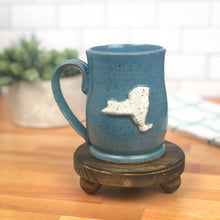 Load image into Gallery viewer, New York Mug, Medium - Handmade Ceramics from Ice + Dust Pottery