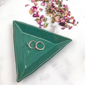 Triangle Trinket Dishes