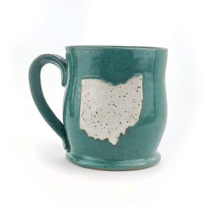 Ohio Mug, Small - Handmade Ceramics from Ice + Dust Pottery