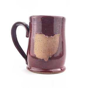 Ohio Mug, Large - Handmade Ceramics from Ice + Dust Pottery