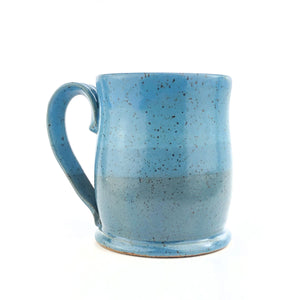 Colorblock Mug, Medium, Sapphire and Sky