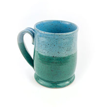 Load image into Gallery viewer, Colorblock Mug, Medium, Shamrock and Sky
