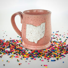 Load image into Gallery viewer, Ohio Mug, Small - Handmade Ceramics from Ice + Dust Pottery