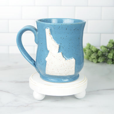Idaho Mug, Medium - Handmade Ceramics from Ice + Dust Pottery