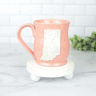 Indiana Mug, Medium - Handmade Ceramics from Ice + Dust Pottery