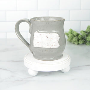 Pennsylvania Mug, Medium - Handmade Ceramics from Ice + Dust Pottery