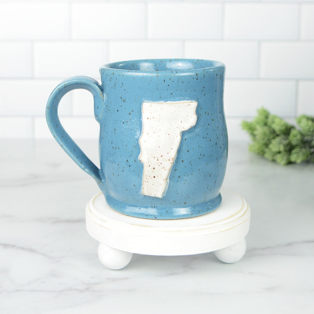 Vermont Mug, Medium - Handmade Ceramics from Ice + Dust Pottery