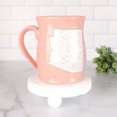 Arizona Mug, Medium - Handmade Ceramics from Ice + Dust Pottery