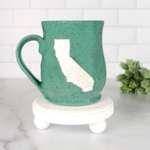 Load image into Gallery viewer, California Mug, Medium - Handmade Ceramics from Ice + Dust Pottery