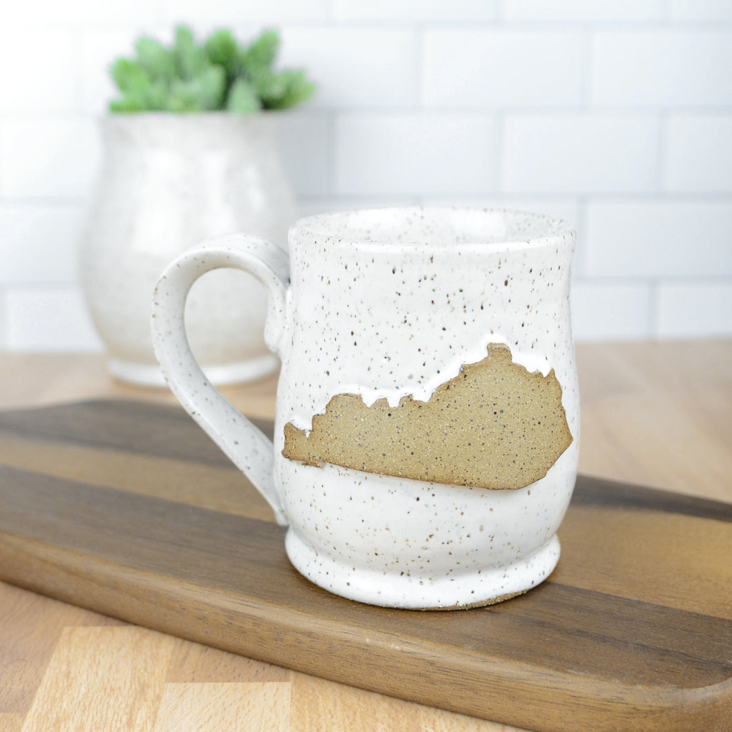 Kentucky Mug, Medium - Handmade Ceramics from Ice + Dust Pottery