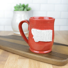 Load image into Gallery viewer, Montana Mug, Medium - Handmade Ceramics from Ice + Dust Pottery