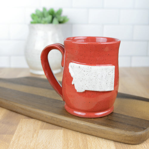 Montana Mug, Medium - Handmade Ceramics from Ice + Dust Pottery