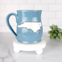 Load image into Gallery viewer, North Carolina Mug, Medium - Handmade Ceramics from Ice + Dust Pottery