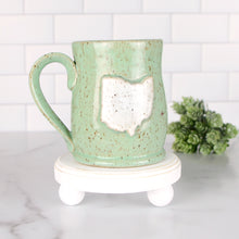 Load image into Gallery viewer, Ohio Mug, Large - Handmade Ceramics from Ice + Dust Pottery