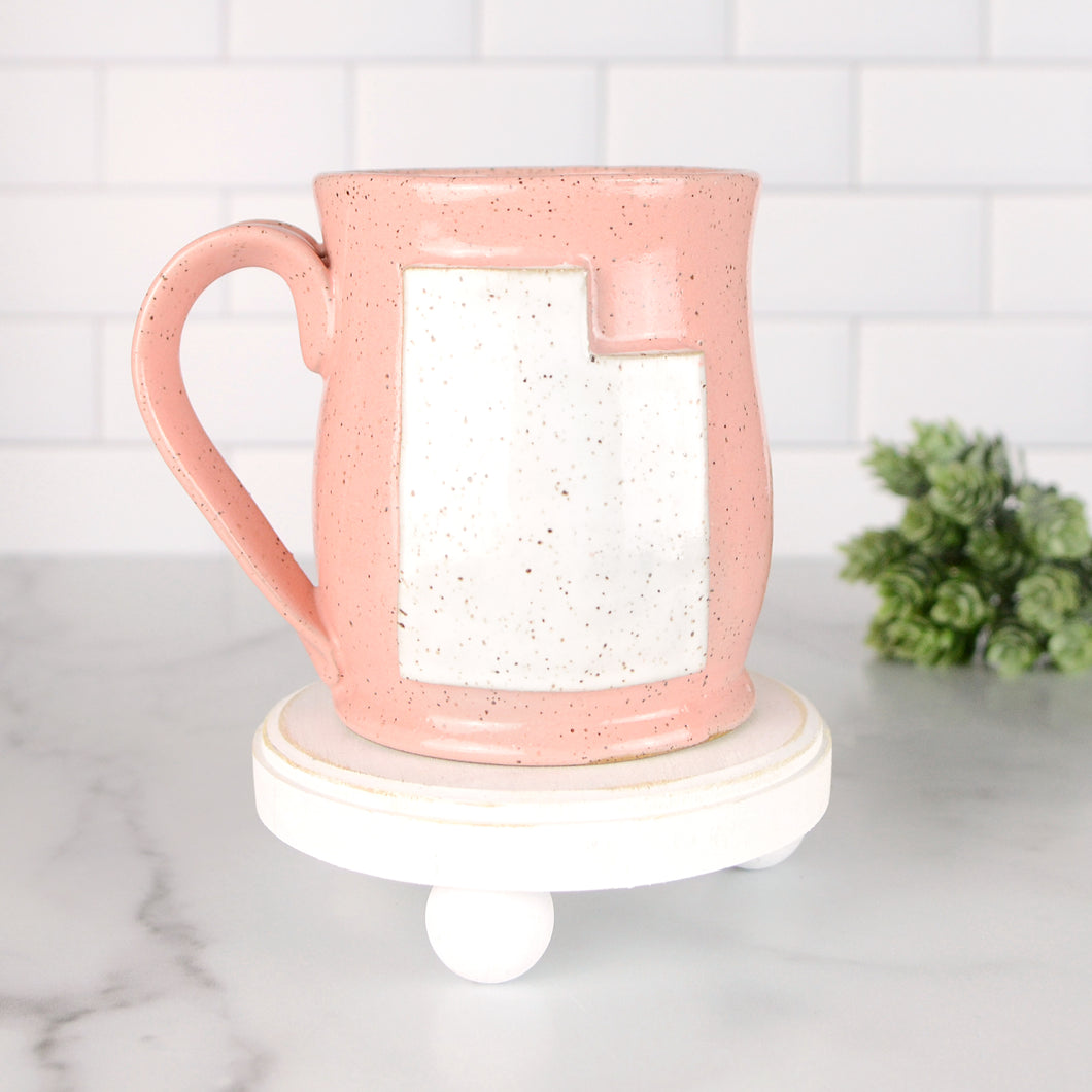 Utah Mug, Medium - Handmade Ceramics from Ice + Dust Pottery