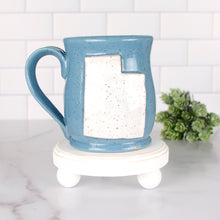 Load image into Gallery viewer, Utah Mug, Medium - Handmade Ceramics from Ice + Dust Pottery