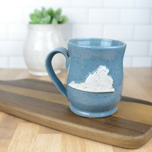 Virginia Mug, Medium - Handmade Ceramics from Ice + Dust Pottery