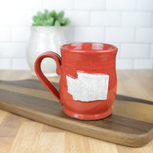 Load image into Gallery viewer, Washington Mug, Medium - Handmade Ceramics from Ice + Dust Pottery