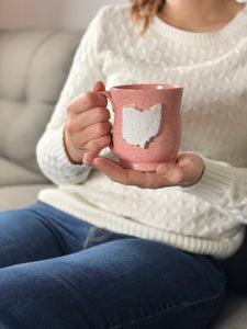 Ohio Mug, Medium - Handmade Ceramics from Ice + Dust Pottery