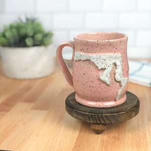 Maryland Mug, Medium - Handmade Ceramics from Ice + Dust Pottery