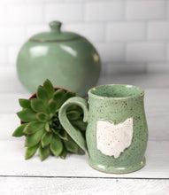 Load image into Gallery viewer, Ohio Mug, Medium - Handmade Ceramics from Ice + Dust Pottery