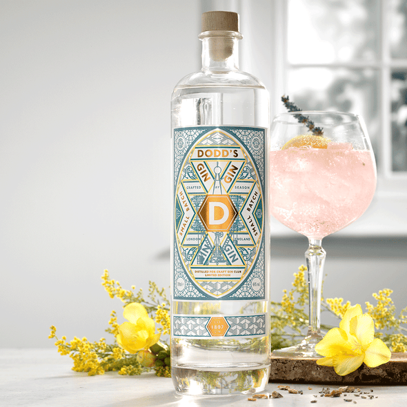Dodd's Limited Edition Gin | ABV 44% 70cl