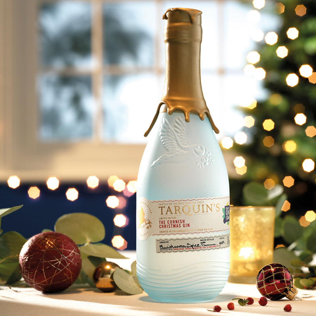 Tarquin's Cornish Christmas Gin | ABV 42% 70cl