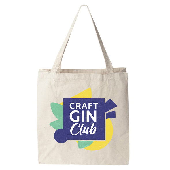 Craft Gin Club Tote Bag
