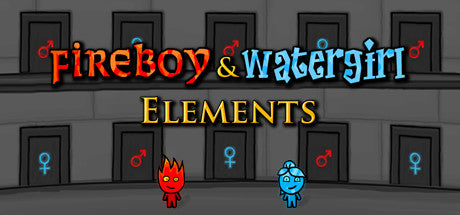 Latest Edition of Fireboy & Watergirl Series