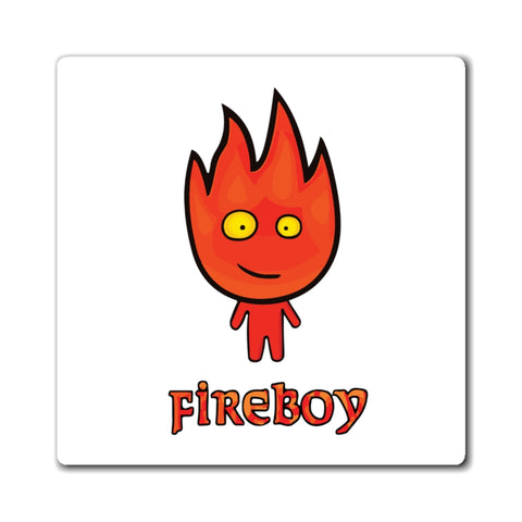 Image of Fireboy Magnets