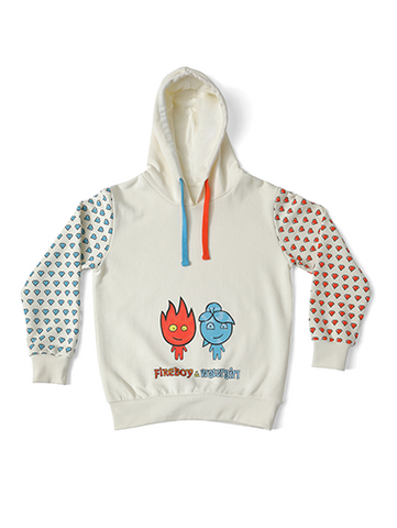 Image of fireboy sweatshirt