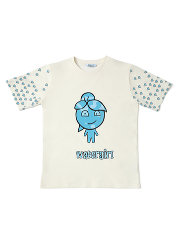 Image of watergirl tshirt