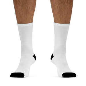 Fireboy DTG Socks (White)
