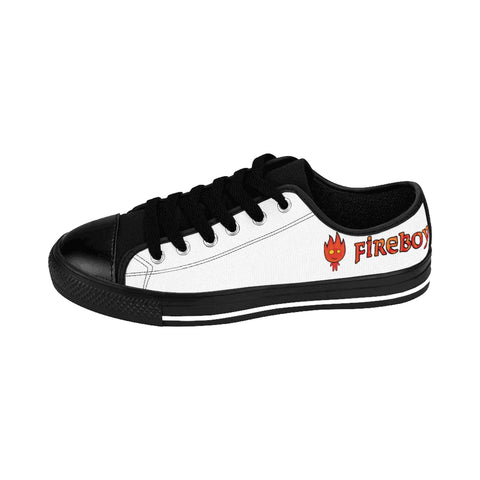 Fireboy Sneakers (White)