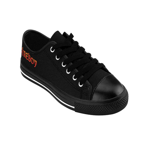Fireboy Sneakers (Black)