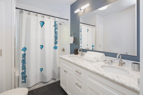 Image of Watergirl Shower Curtains